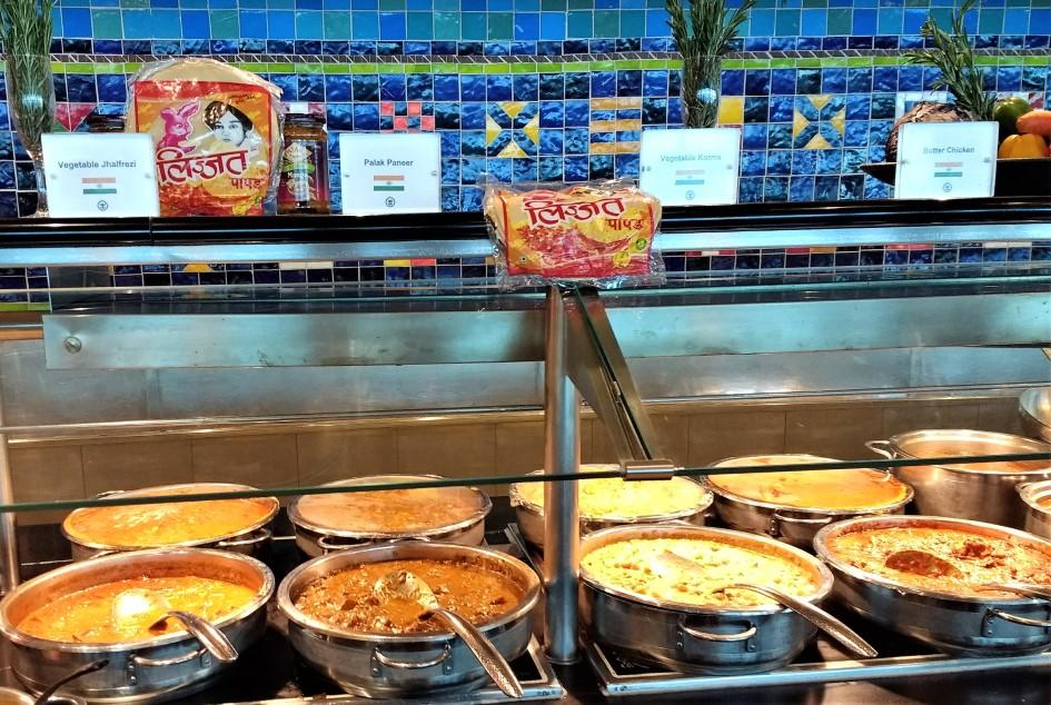 Windjammer Café - Indian Food