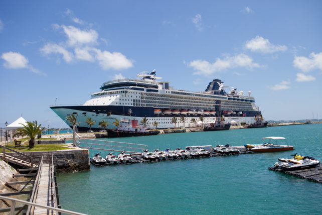 Celebrity Summit Bermuda
