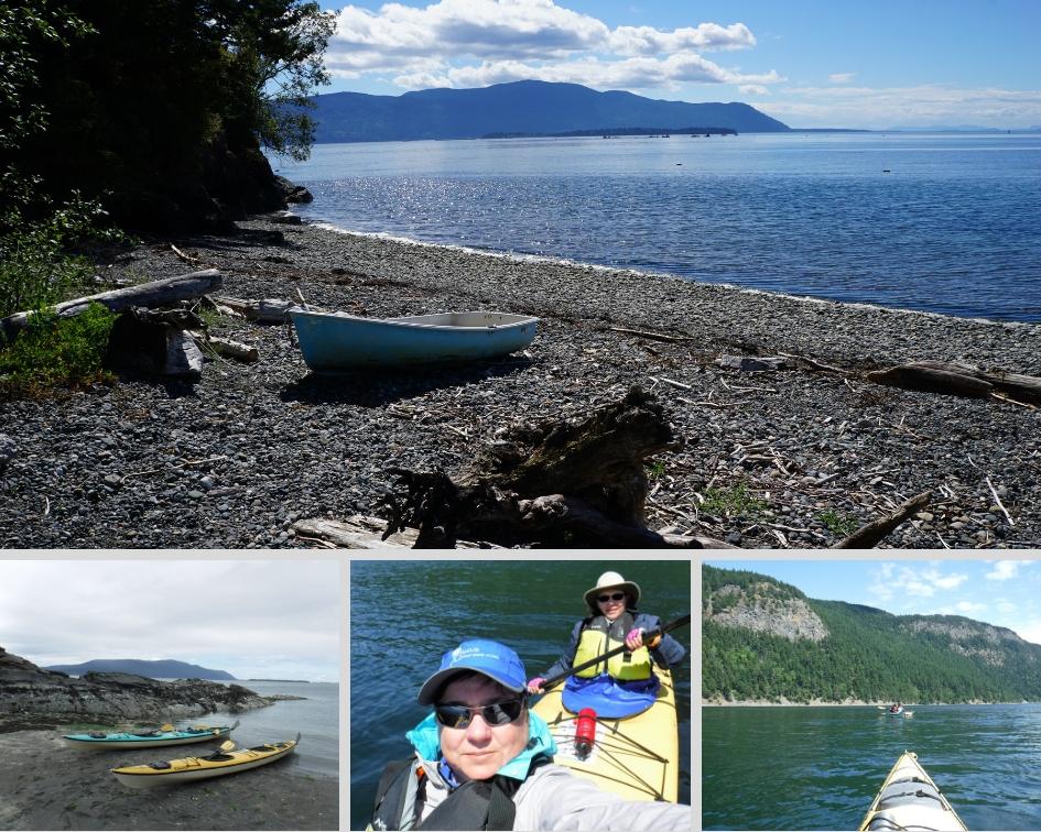Lummi Island Kayak Trip