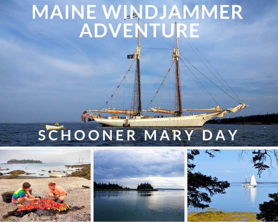 Maine Windjammer Adventure