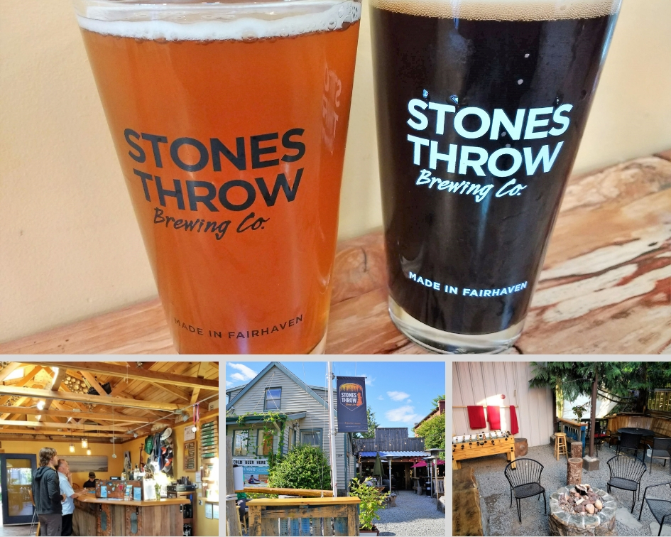 Stones Throw Brewing