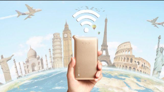 Roaming Man 4G Global WiFi Hotspot