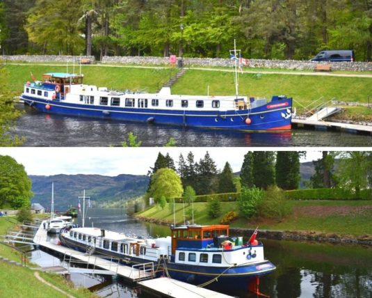 WJ Tested: Scottish Highlander Hotel Barge Review