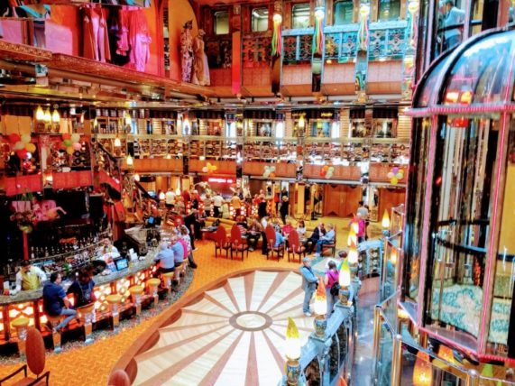 Costa Mediterranea Spaces & Places