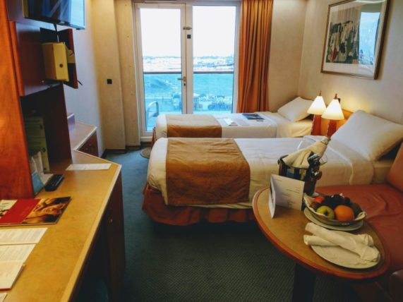 Costa Mediterranea Balcony Cabin 6225