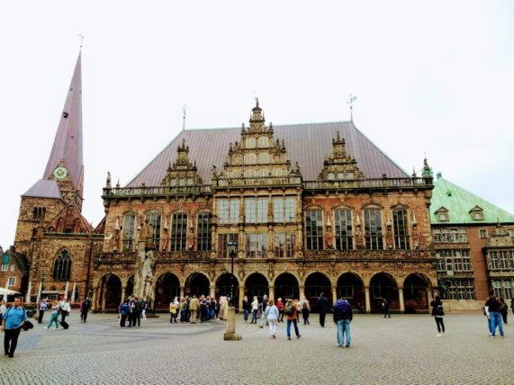 Excursion to Bremen, Germany