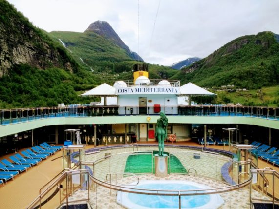 Costa Mediterranea Ship Facts