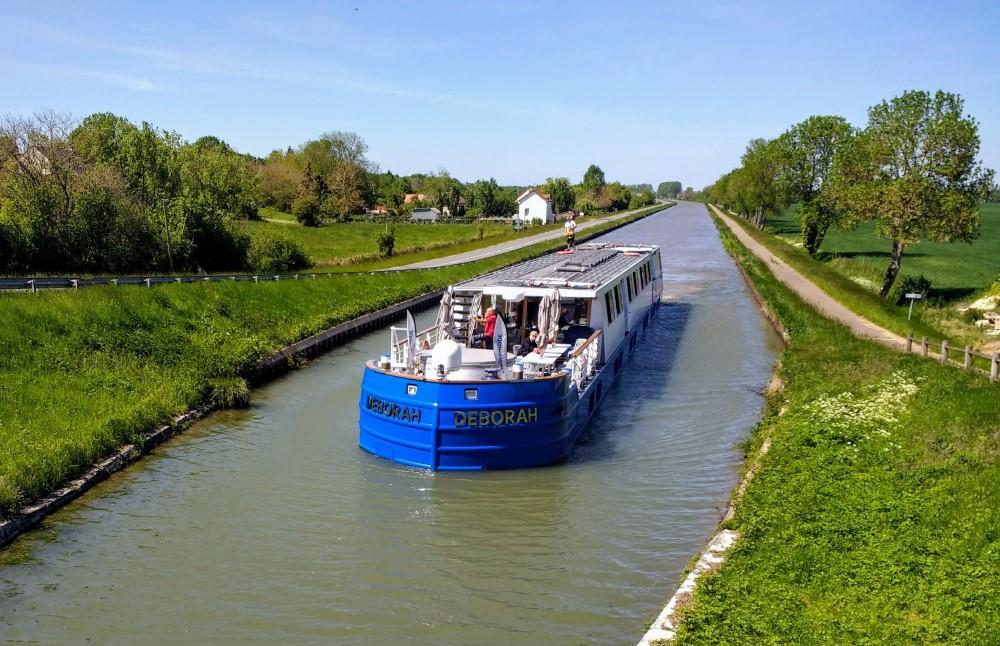 CroisiEurope Deborah Hotel Barge Cruise in France