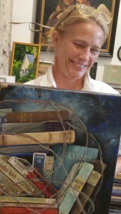Christine Fifer and her art